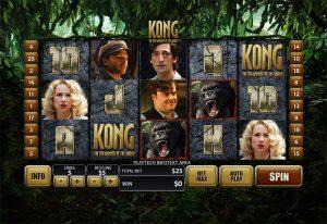 Игровой слот Кинг Конг: как играть?